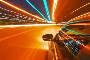 Criminal speeding in maine at night
