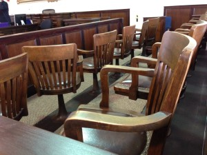 domestic violence terrorizing jury box in Maine court