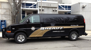 Maine Sheriff Van use for extradition