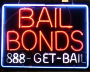 Maine bail code does not allow for bail bonds