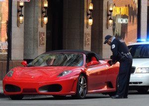 A Maine traffic ticket lawyer can help when your Ferrari gets stopped
